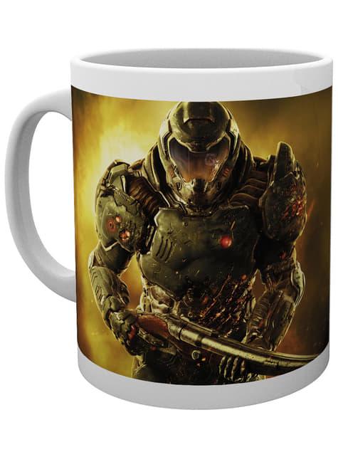 Doom Marine Mug