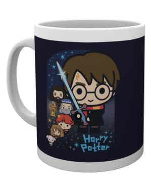 Šálka Harry Potter postavy