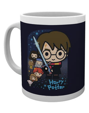 Tasse Harry Potter Charaktere