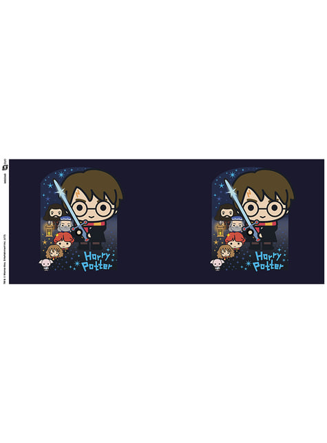 Taza de Harry Potter Characters - oficial