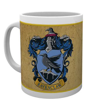 Taza de Harry Potter Ravenclaw Characteristics