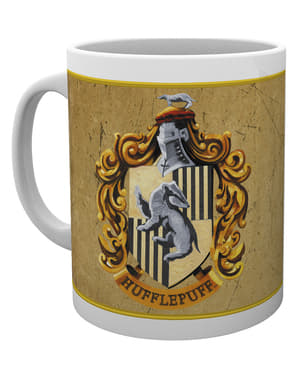 Harry Potter Hufflepuff Characteristics Mug