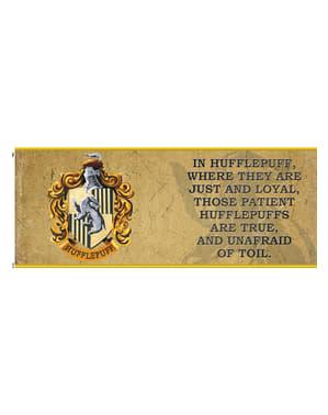 Caneca de Harry Potter Hufflepuff Characteristics