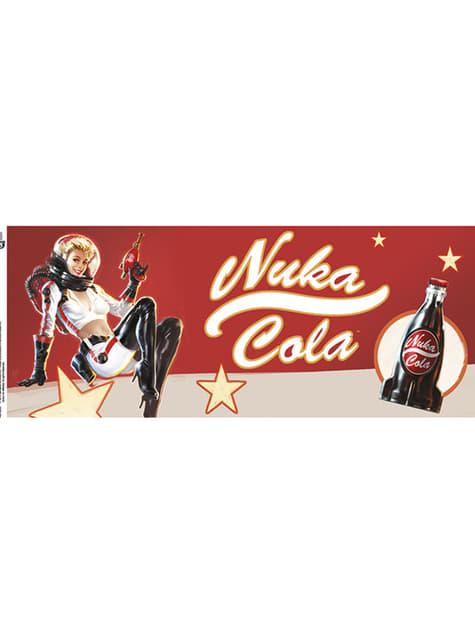 Taza de Fallout 4 Nuka Cola - oficial