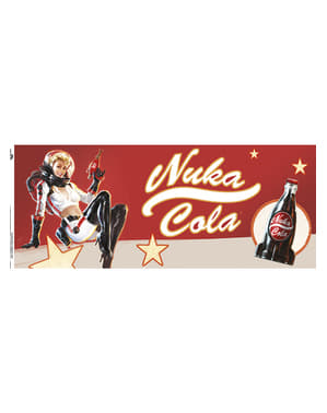 Caneca de Fallout 4 Nuka Cola