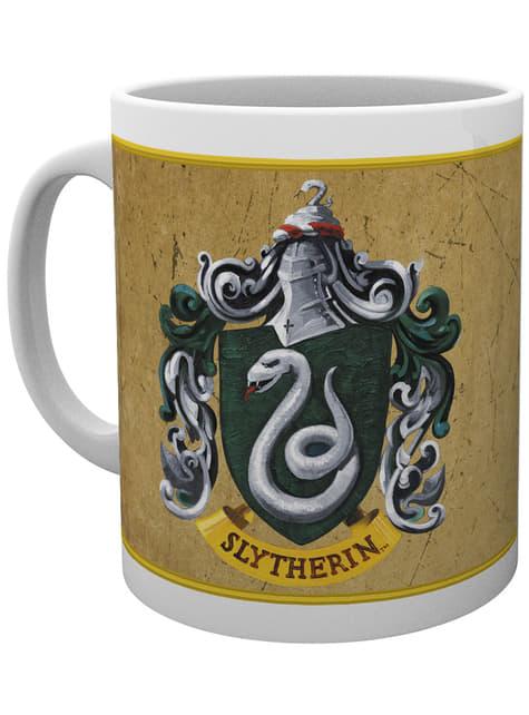 Mug Harry Potter Serpentard Characteristics