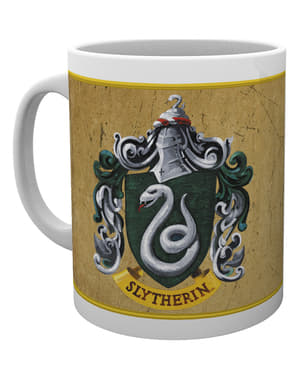 Caneca de Harry Potter Slytherin Characteristics