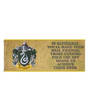Hrnek Harry Potter charakteristika Zmijozelu