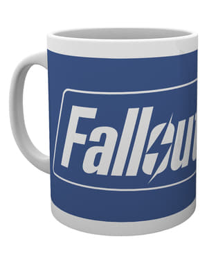 Caneca de Fallout 4 Logo