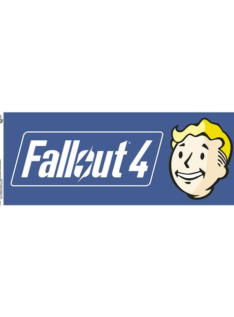 Taza de Fallout 4 Logo - oficial