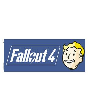 Fallout 4 Лого на чашата