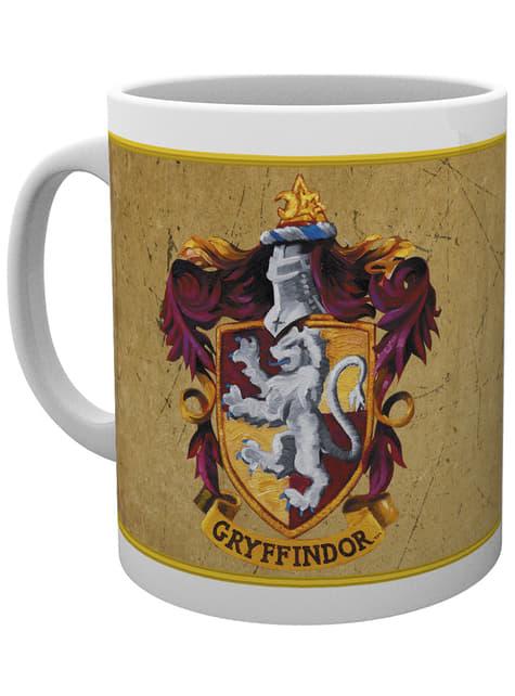 Taza de Harry Potter Gryffindor Characteristics
