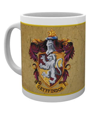 """Чаша с герба и качествата на Грифиндор – """"Хари Потър"""""""