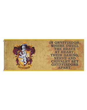 ハリーポッター グリフィンドールの紋章マグカップ