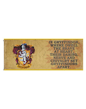 Harry Potter Gryffindor krus