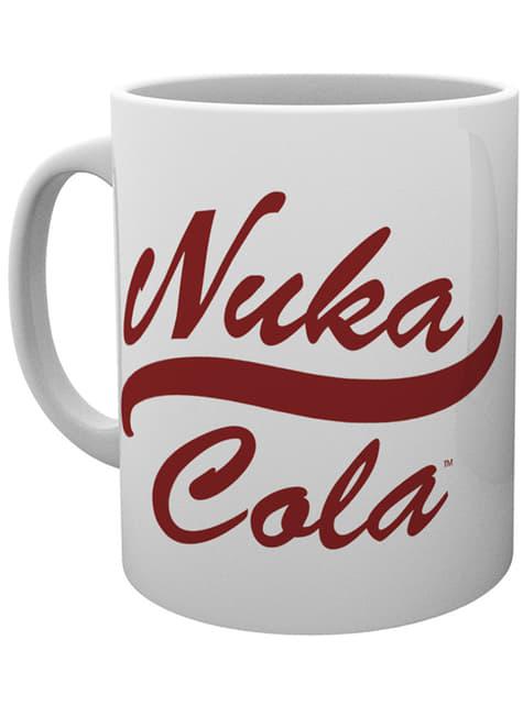 Taza de Fallout Nuka Cola