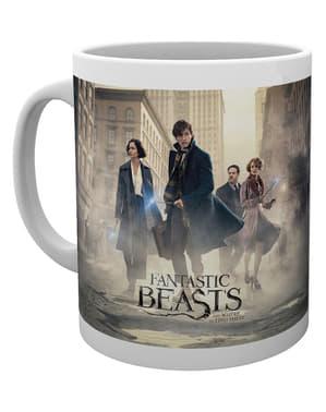 Fantastic Beasts dan di mana menemukannya Mug City Group