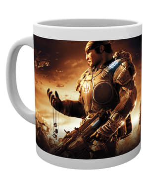 Gears of War Key Art 2 Mug