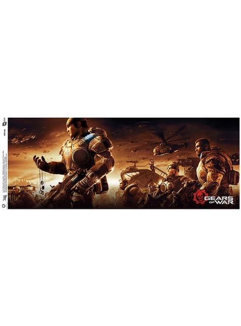 Taza de Gears of War Key Art 2 - oficial