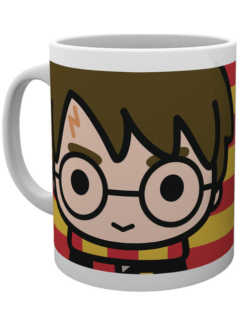 Mug Harry Potter Close
