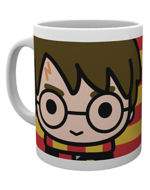 Caneca de Harry Potter Close