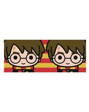 Harry Potter tæt på krus