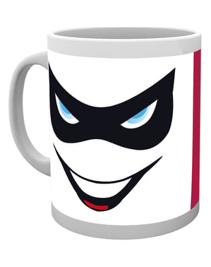 Mug Harley Quinn - Gotham Girls