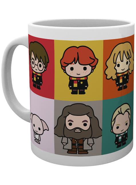 Mug Harry Potter Chibi