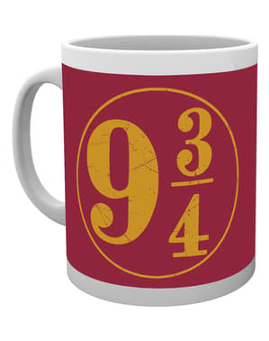 Taza de Harry Potter 9 3/4