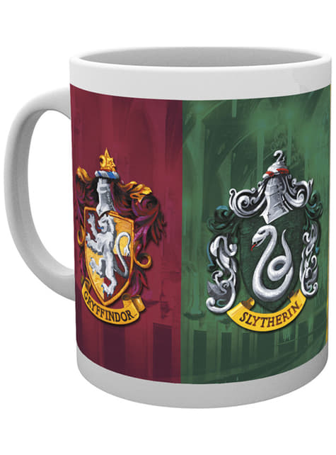 Taza de Harry Potter All Crests
