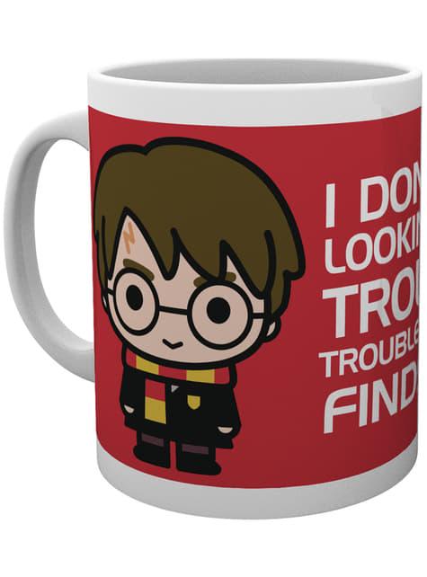 Kubek Harry Potter Front and Back