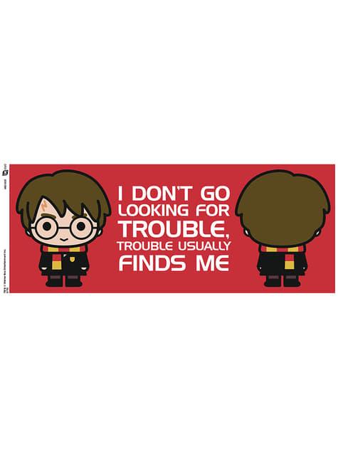Taza de Harry Potter Front and Back - barato