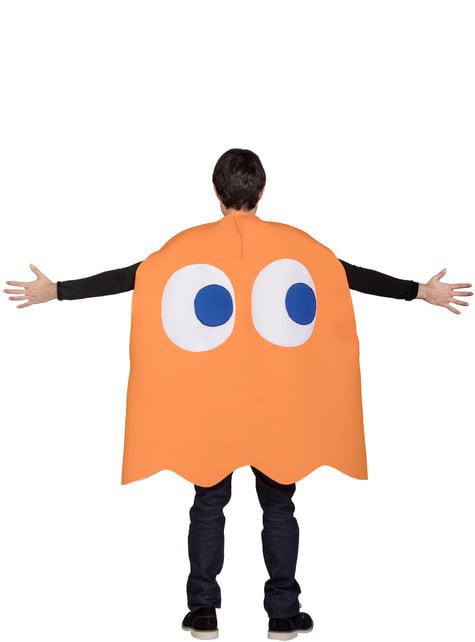 Fato de Fantasma Clyde - Pac-Man