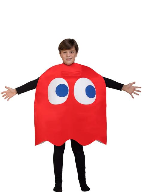 Disfraz de Fantasma Pac-Man Blinky Infantil