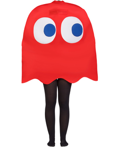 Disfraz de Fantasma Blinky Infantil – Pac-Man
