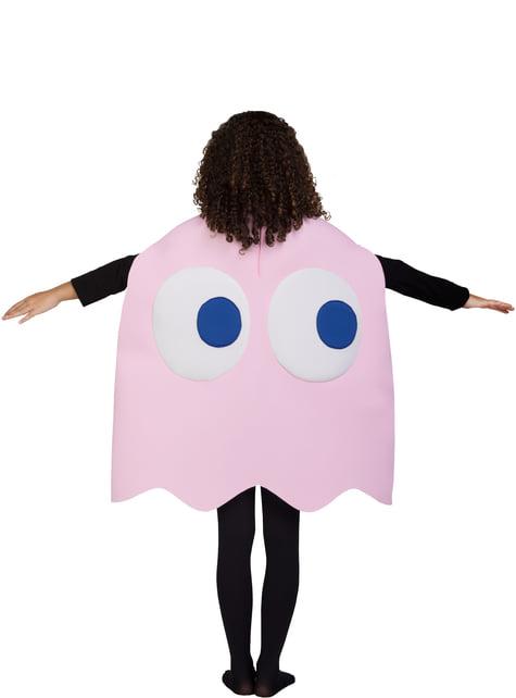 Pac-Man Pinky Kostüm für Kinder