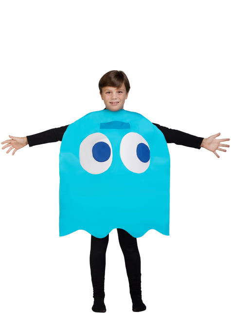 Déguisement Fantôme Inky Enfant – Pac-Man