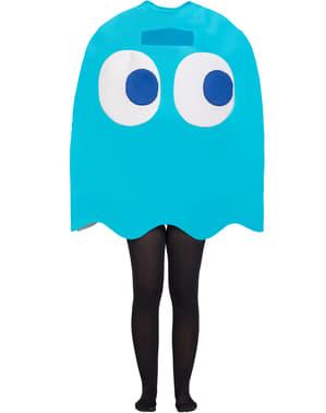 Pac-Man Inky Spøkelse Kostyme for barn