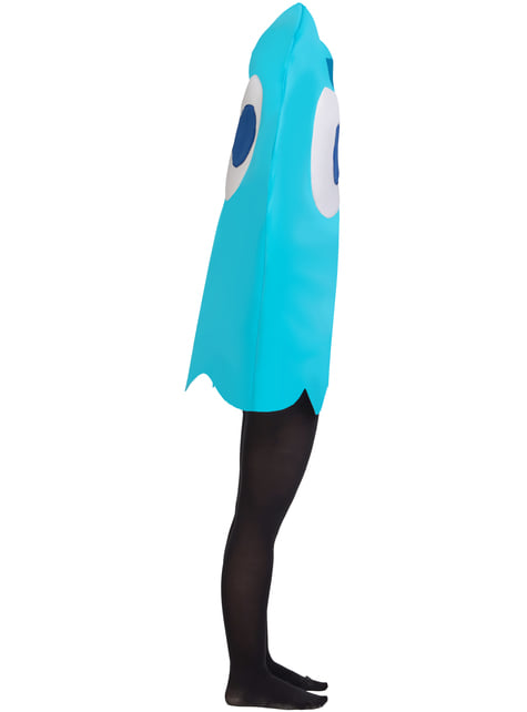 Kids Inky Ghost Costume - Pac-Man