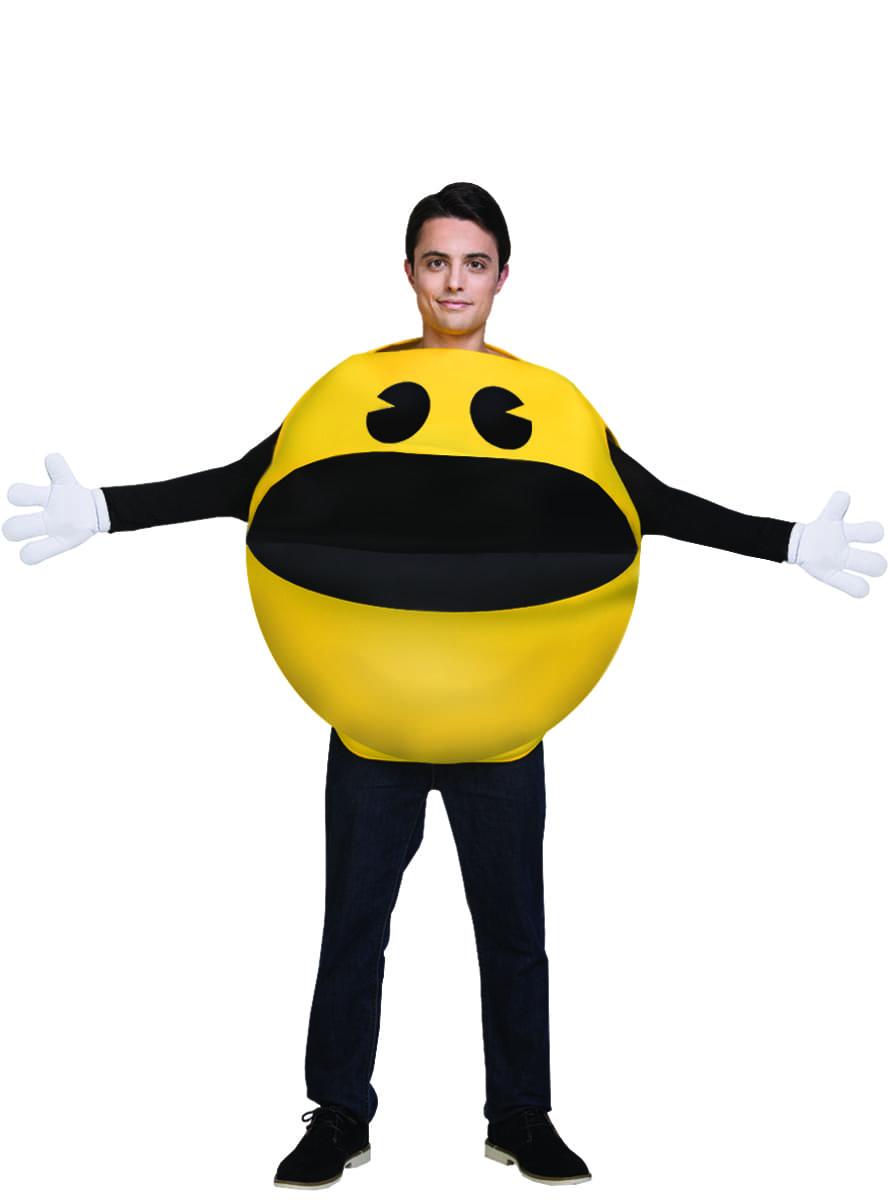 Costume da Pac-Man Classico per Adulto.  .   Sconto. Condividi su   Facebook  Twitter  Pinterest · Vedi immagine 7764edea11f5