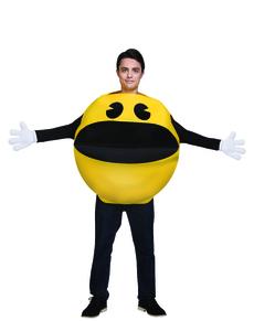 Disfraz de Pac-Man Clásico Adulto