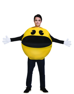 Costume Pac-Man per adulto