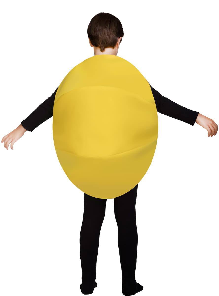 Costume da Pac-Man Classico per Adulto. I più divertenti  926e078bbdfc