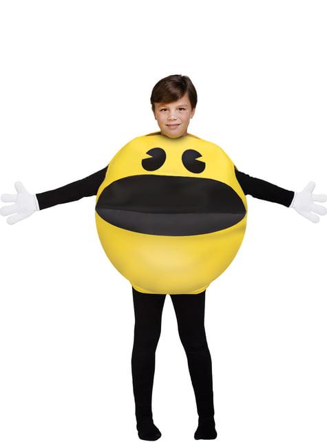 Pac-Man jelmez gyerekeknek