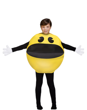 Disfraz de Pac-Man para niños