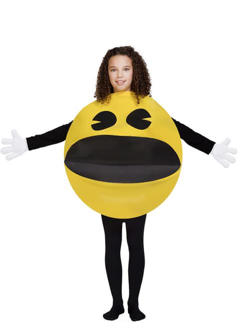 Pac-Man kostuum voor kinderen