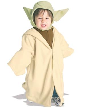 Yoda kostyme til baby