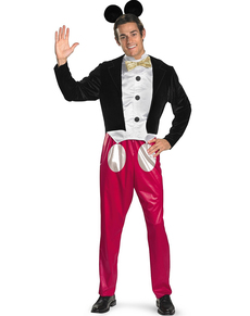 Costume Mickey Mouse Adulto