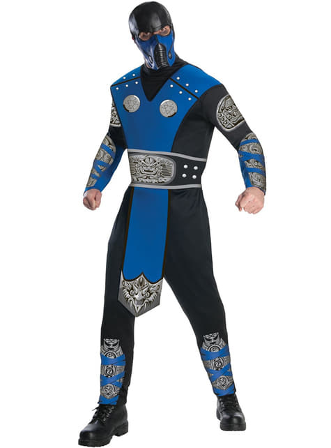 Sub-Zero Mortal Kombat, aikuisten asu