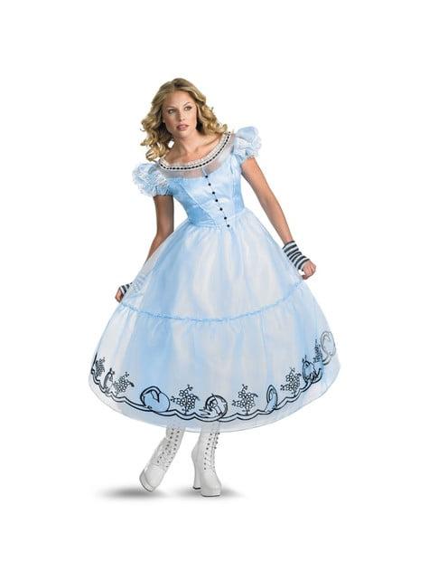 Alice in Wonderland Movie kostuum